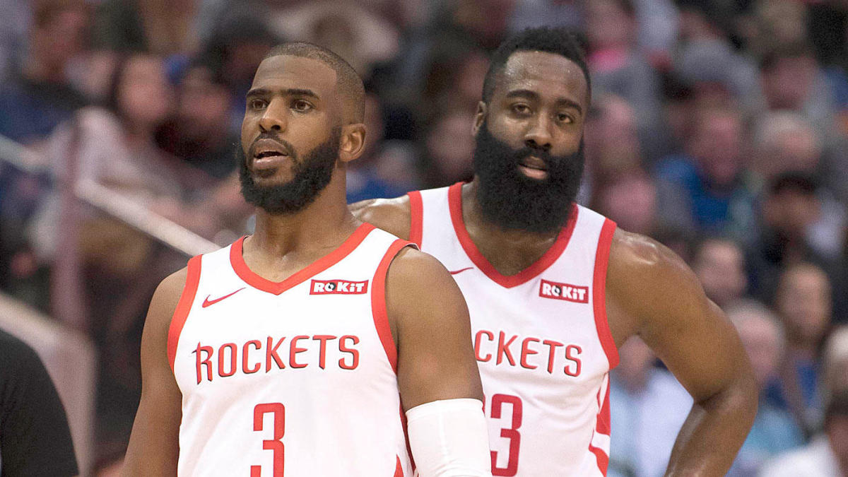 Rockets' James Harden says there's no bad blood with Chris Paul, confident in Russell Westbrook partnership