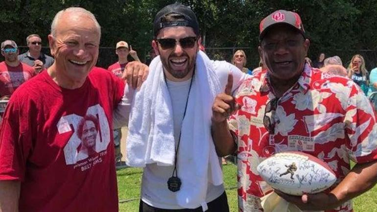 Baker Mayfield on Texas is back talk: 'I'm sick of that crap'