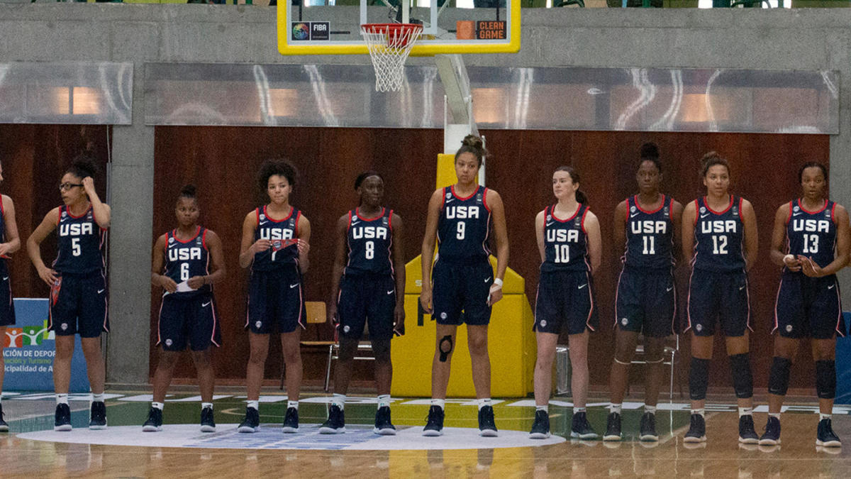 u s  women u0026 39 s u16 basketball team beats el salvador by