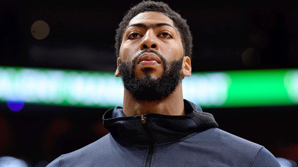 Lakers' Anthony Davis would 'definitely love to' play for Team USA at 2020 Olympics