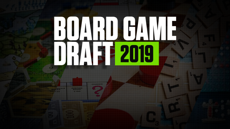 Board game draft: Selecting the 24 best board games ahead of