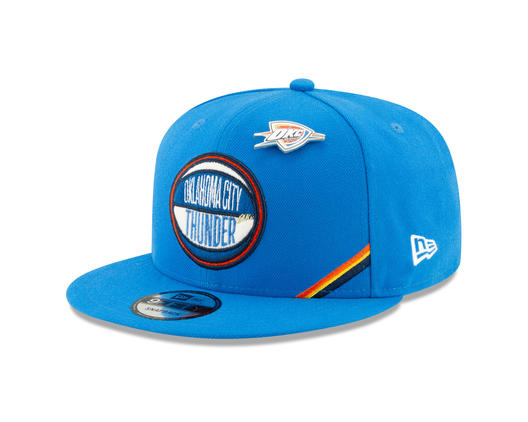 sale retailer f85a1 35b51 2019 NBA Draft  New Era unveils draft hats for all 30 teams that  pay  homage to the varsity jacket  - CBSSports.com