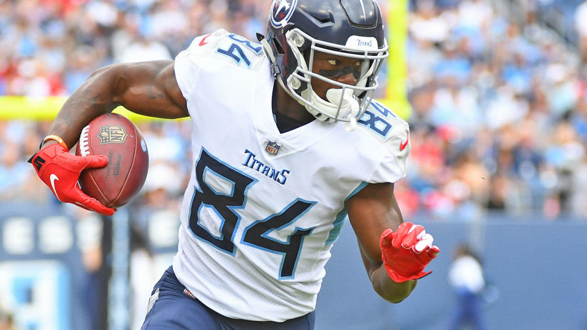 NFL Free Agency 2021: Corey Davis lands three-year deal with the Jets,  reportedly worth $37.5 million - CBSSports.com