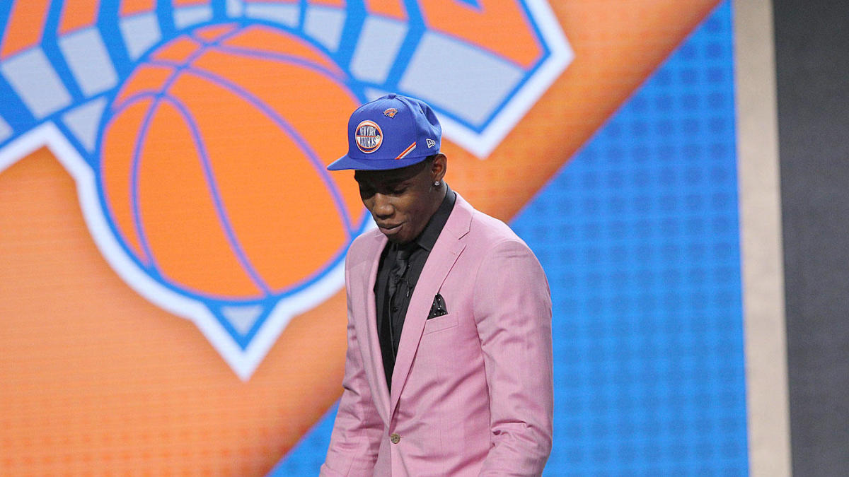 2019 NBA Draft grades: New York Knicks earn an 'A' for selecting
