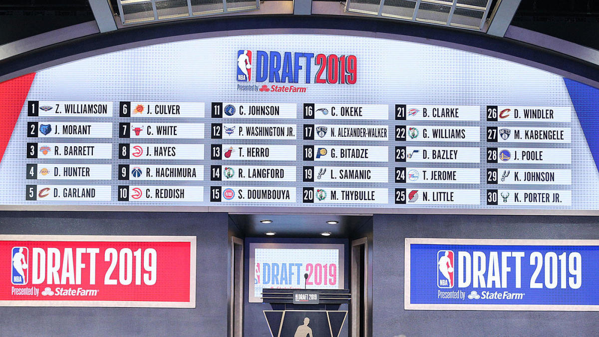 2019 NBA Draft trade tracker: Hawks, Pelicans among most active ...