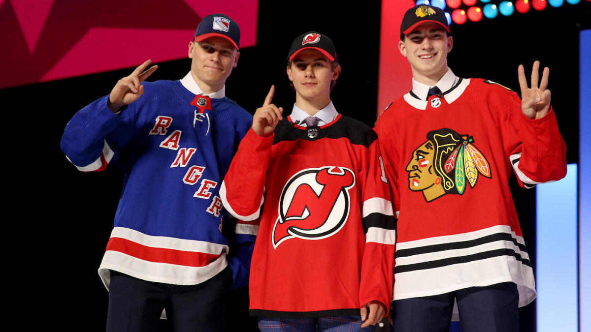 Nhl Draft 2019 The Biggest Winners And Losers From A By The Book