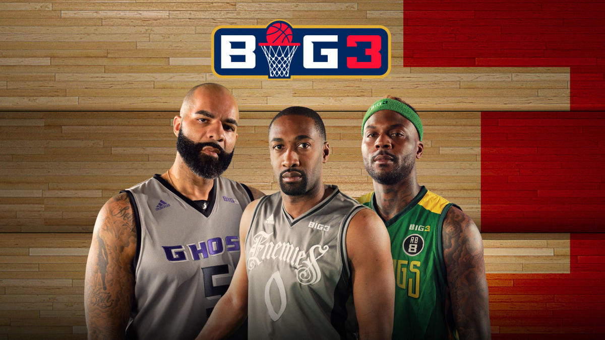 BIG3 basketball 2019: How to watch week 2 of Ice Cube's 3-on-3 league on CBS Sports and CBS Sports Network