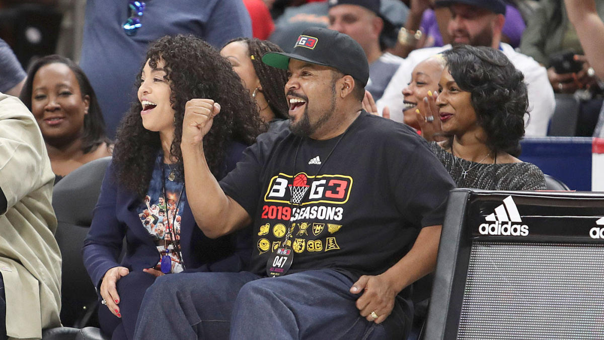2019 BIG3 basketball Week 1 scores: Ice Cube's 3-on-3 league