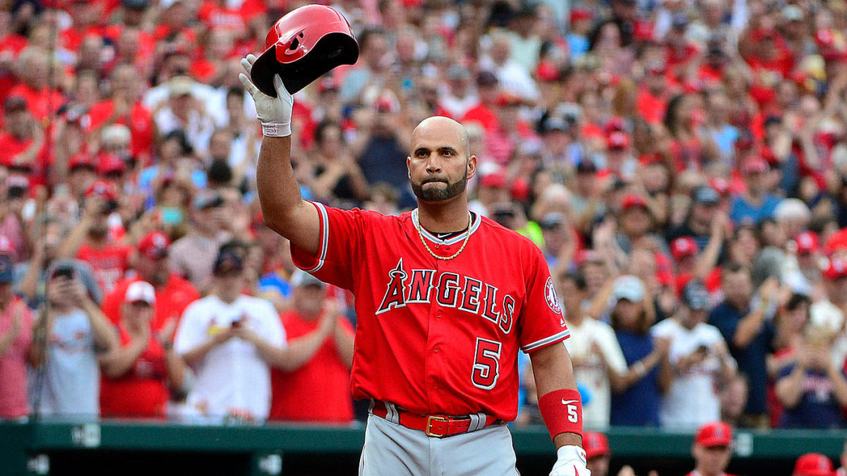 Albert Pujols landing spots: Retirement is likely next step, but these five teams could take chance on legend - CBSSports.com