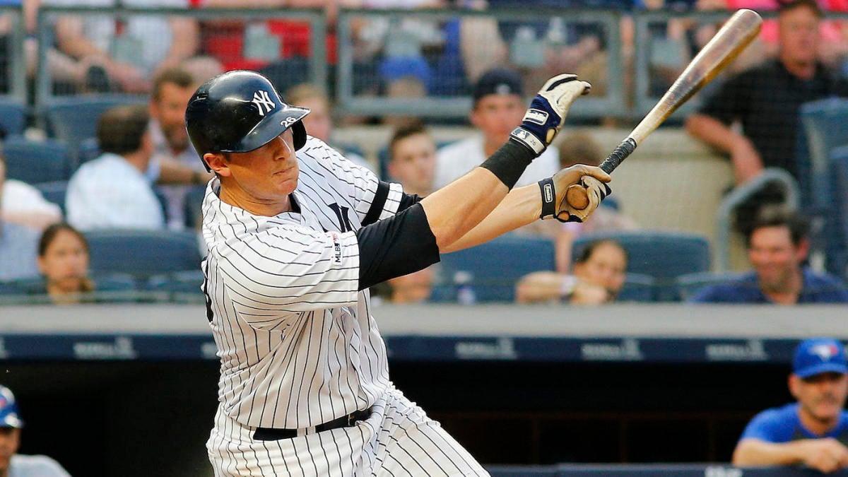 Yankees Home Runs 2020.Yankees Break Mlb Home Run Record With Long Ball In 28th