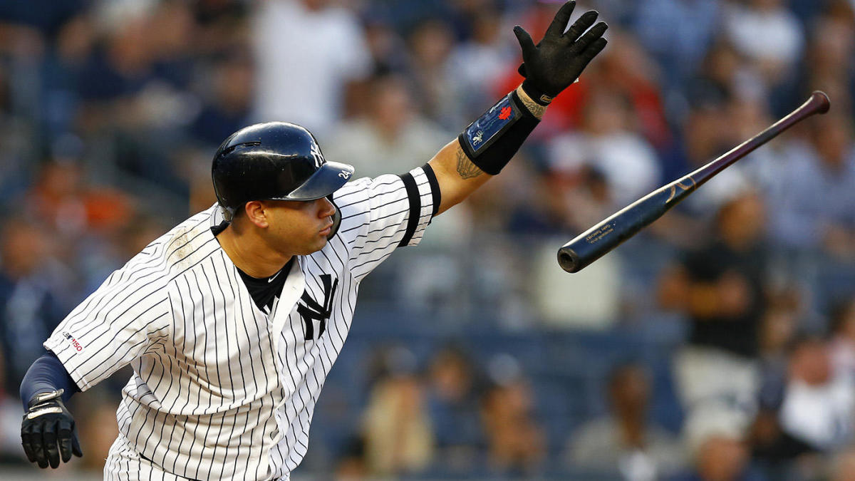Yankees' Gary Sanchez breaks own franchise record for most