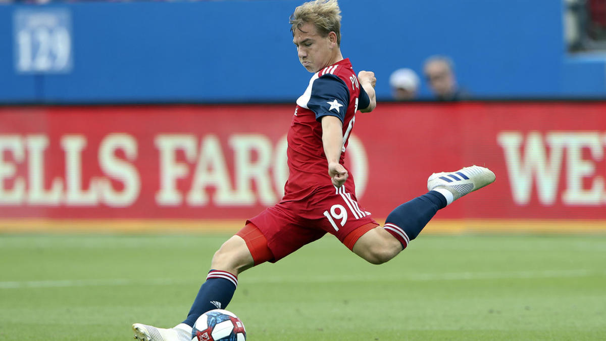 Meet Paxton Pomykal, the next USA soccer star who is catching the eyes of Serie A and Bundesliga clubs