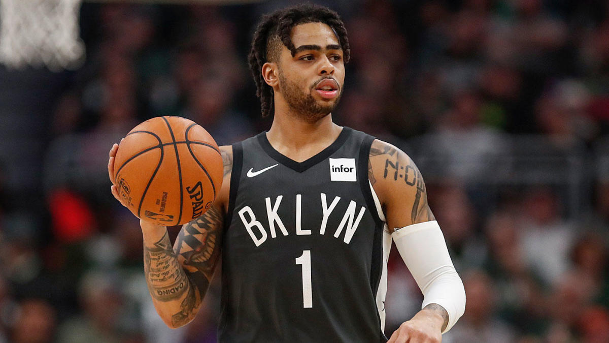 NBA free agency rumors: Lakers have D'Angelo Russell atop