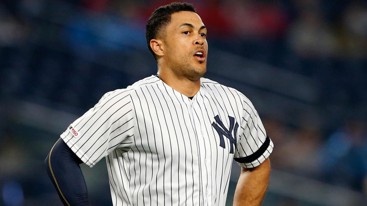 separation shoes 03e6b d2854 Yankees' Giancarlo Stanton lands back on injured list, will ...