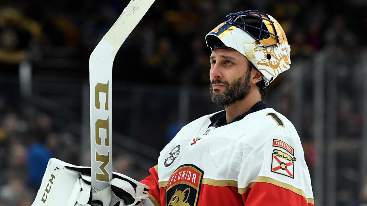 Panthers Goalie Roberto Luongo Retires After 19 Seasons Ranks