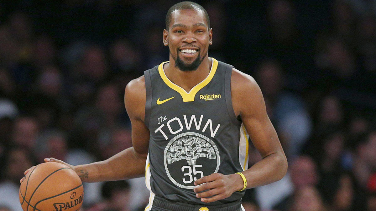 save off c7548 88967 Warriors announce they'll retire Kevin Durant's No. 35 ...