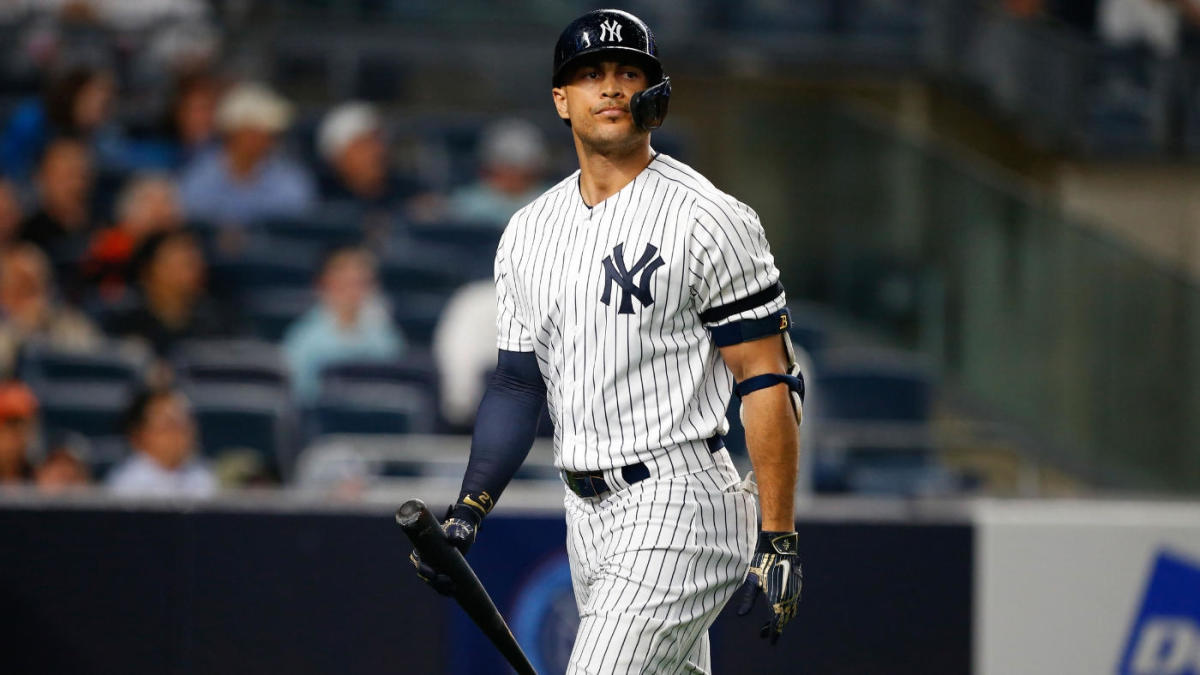 big sale f784a ea8c0 Yankees slugger Giancarlo Stanton likely out until August ...