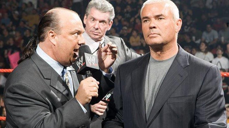 Eric Bischoff opens up on sudden WWE departure: 'I didn't necessarily fit into it'