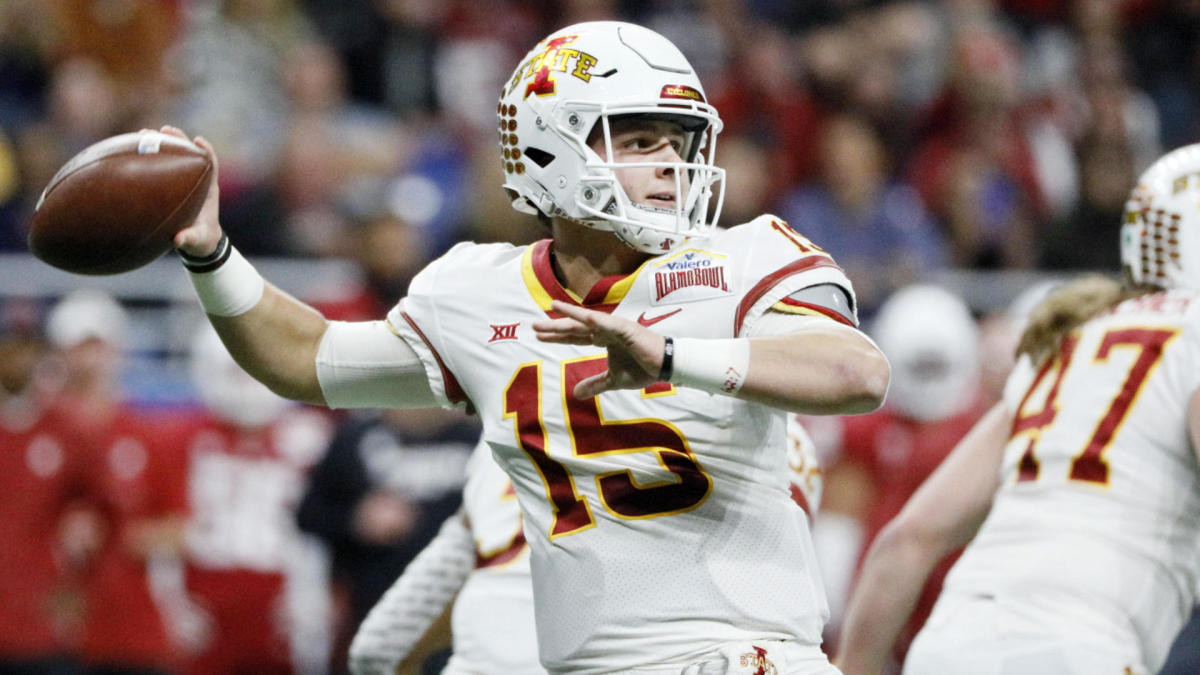 Iowa State vs. West Virginia odds: 2019 Week 7 college football picks, predictions from proven computer model