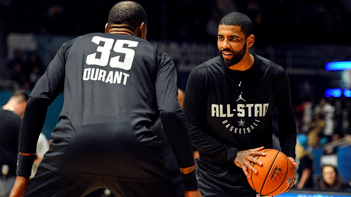 Knicks were 'stunned and depressed' after Kevin Durant, Kyrie Irving signed with Nets, per report