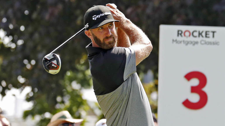 2019 Rocket Mortgage Classic scores: Big names exit early as Nate Lashley clings to lead