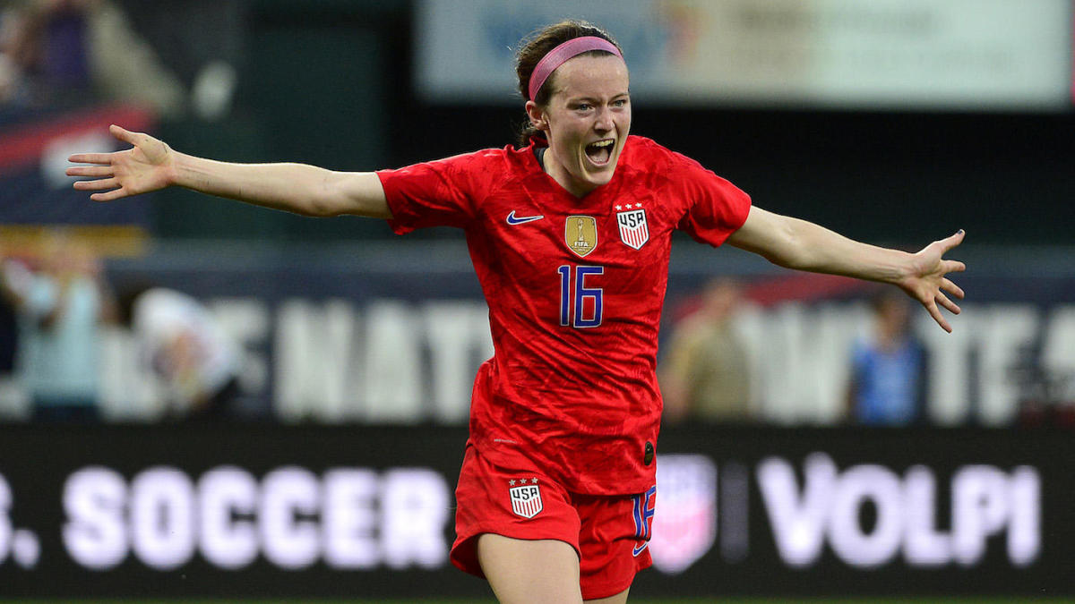 Women S World Cup Rose Lavelle Uswnt S Engine In Attack