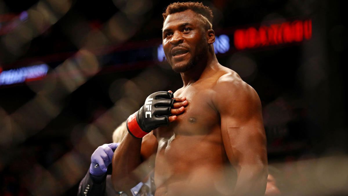 Image result for ufc on espn 3 francis ngannou