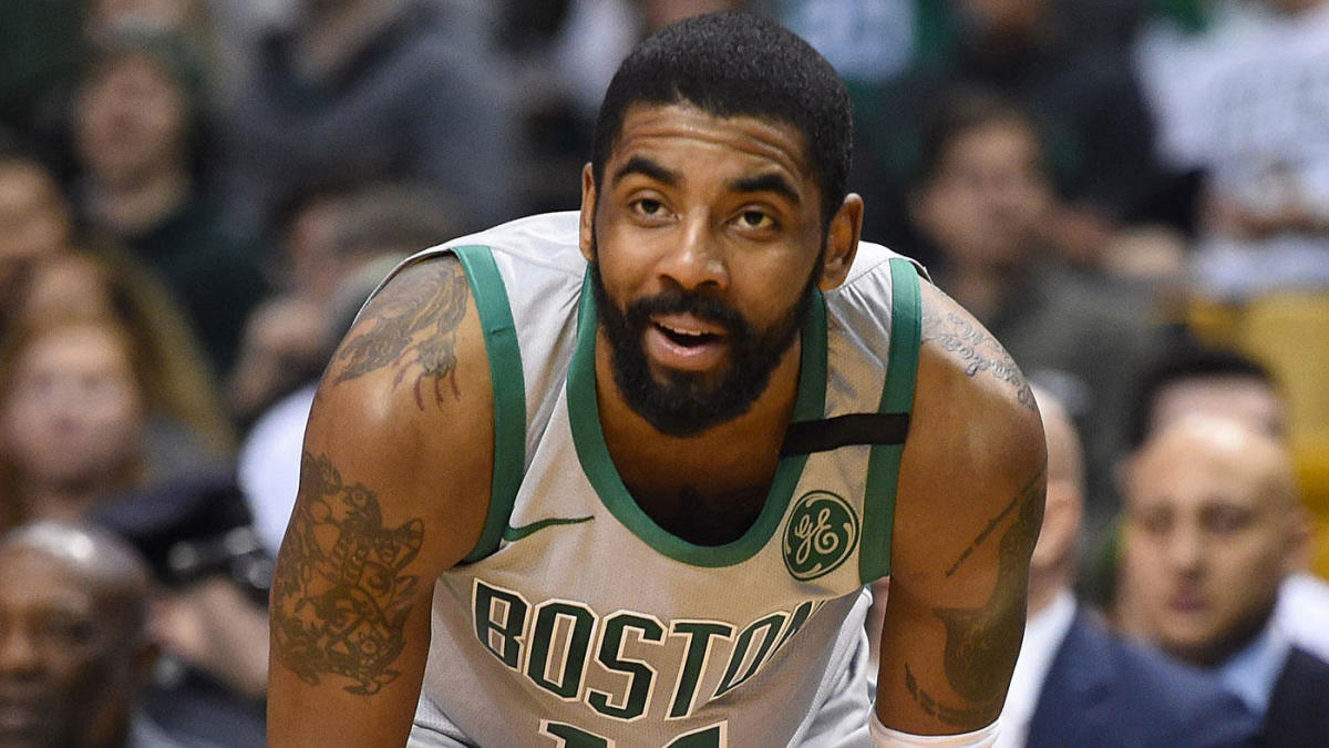 Danny Ainge explains why Celtics fans shouldn't boo Kyrie Irving upon his return to Boston