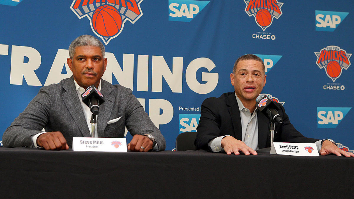 Knicks moving forward with rebuild in an unconventional way after striking out on stars in free agency