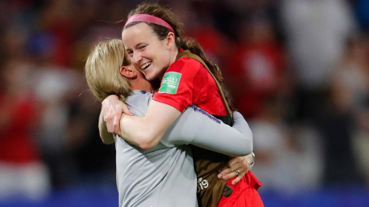 Uswnt Vs England Player Grades Lavelle Steals Show In