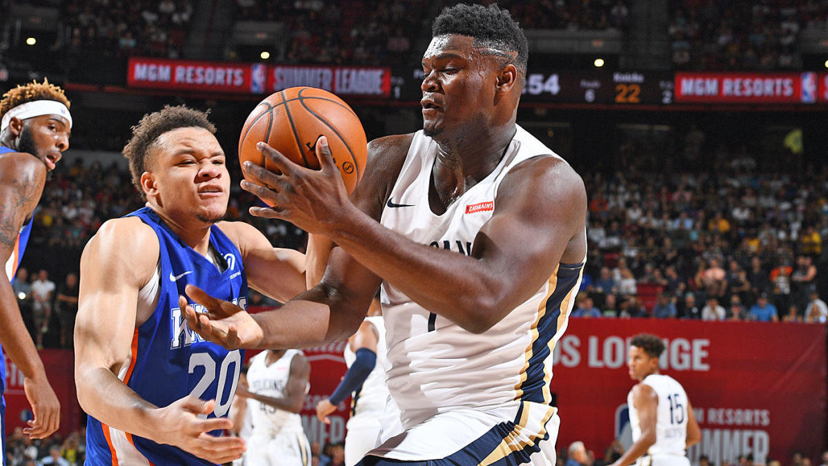 NBA Summer League 2019: How to watch Zion Williamson's