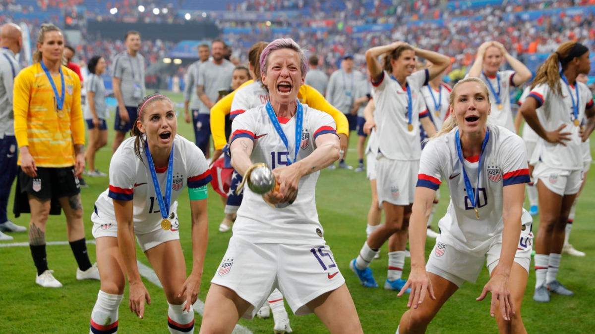 Megan Rapinoe wins Golden Boot, Golden Ball at 2019 Women's World Cup, edges Alex Morgan on tiebreaker
