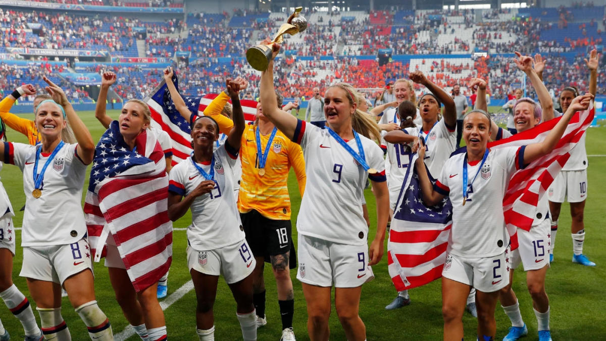 USWNT wins 2019 Womens World Cup Breaking down USA