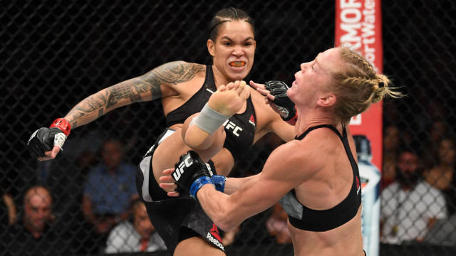 UFC two-division champion Amanda Nunes open to future WWE run: 'I ...