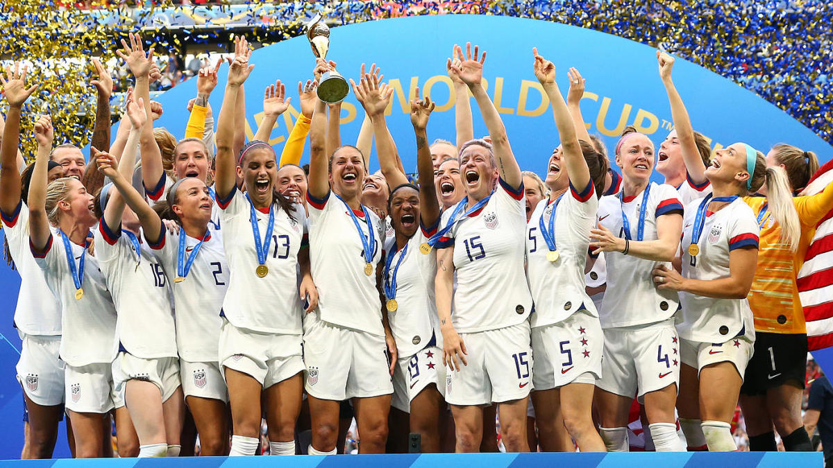 women s world cup 2019 where does this uswnt rank among the greatest u s national teams ever cbssports com