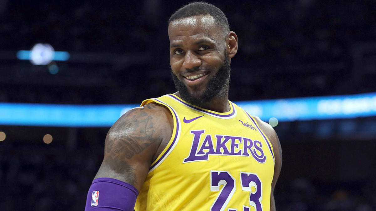 Lakers' 2019-20 roster and projected starting lineup: LeBron