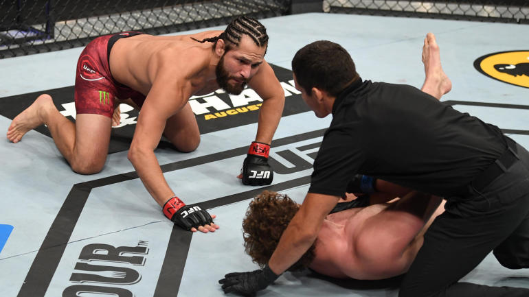 Jorge Masvidal says fight with Conor McGregor can't happen because 'they don't want a murder charge on me'
