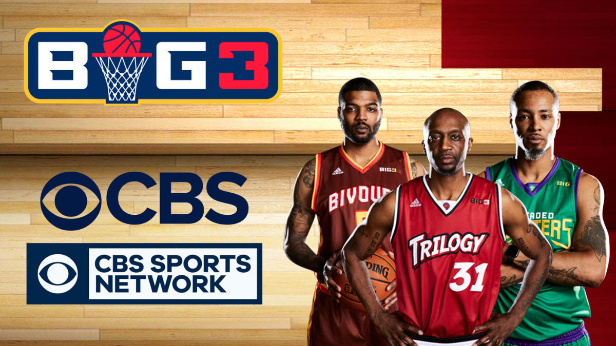BIG3 basketball 2019: Week 3 scores from Ice Cube's 3-on-3 league on CBS Sports and CBS Sports Network