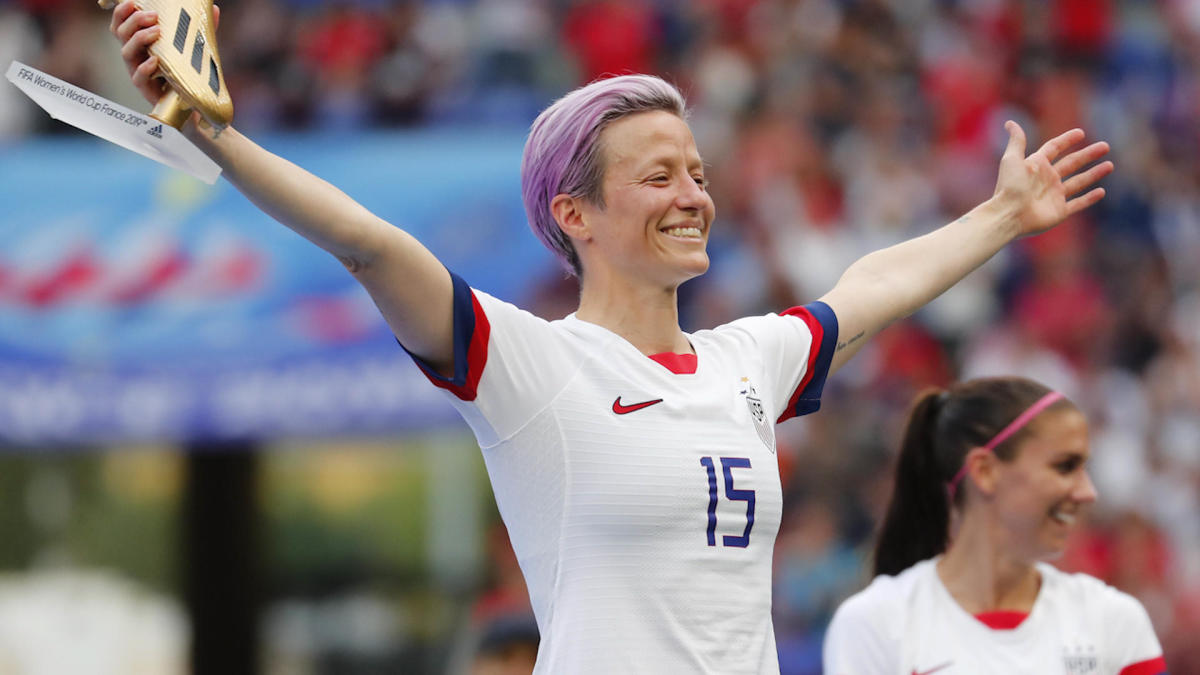 Megan Rapinoe, Carli Lloyd, other USWNT stars selected for U.S. Olympic qualifying roster