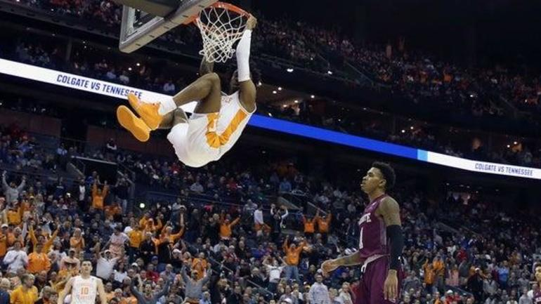 Official: Vols, FSU squaring off in holiday hoops tourney