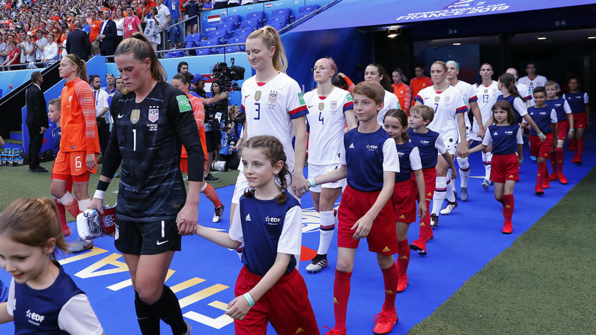 744c50f7b Women's World Cup: Influential leaders in women's soccer look back at France  2019 and ahead to the future of the game