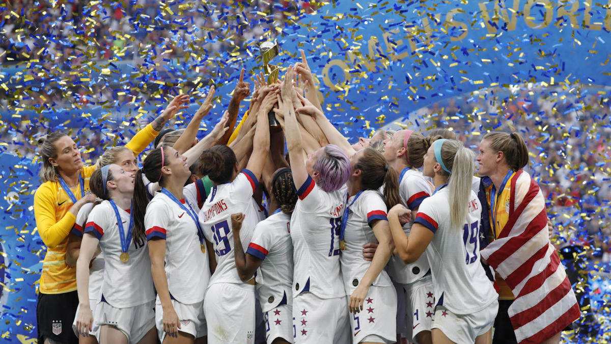 Legislation supporting USWNT's fight for equal pay introduced in Congress