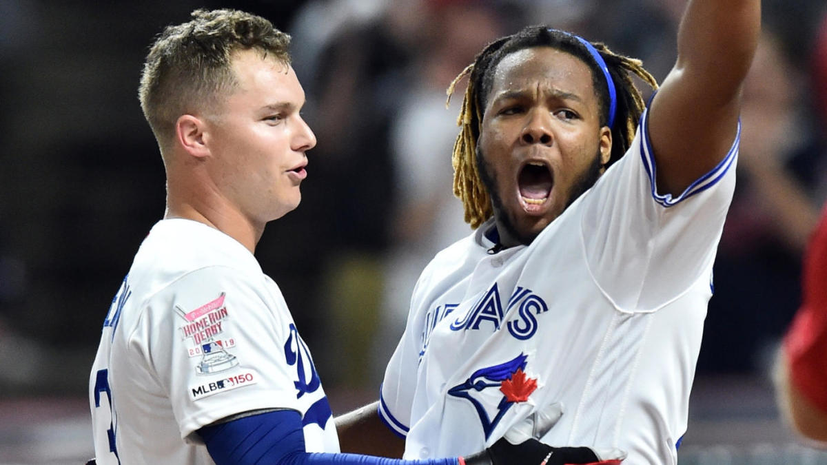 2019 MLB Home Run Derby has case as best ever thanks to Guerrero-Pederson duel, Pete Alonso's walk-offs and more