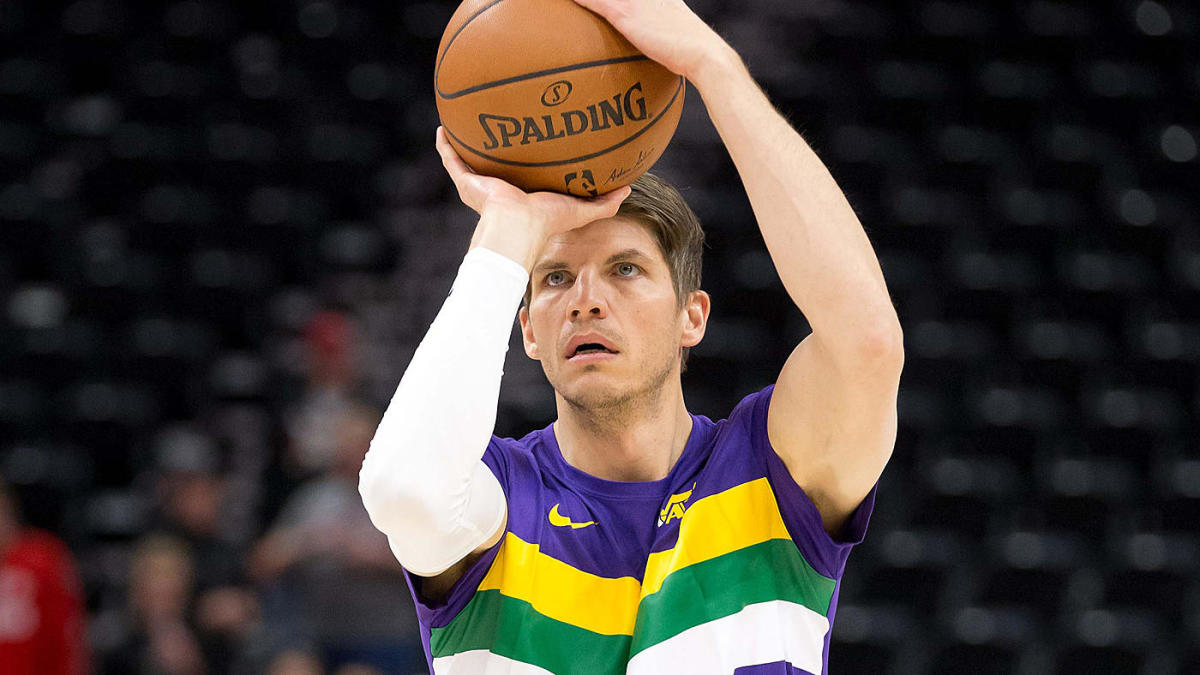 2019 NBA free agency: Kyle Korver agrees to one-year deal with the Milwaukee Bucks, per report