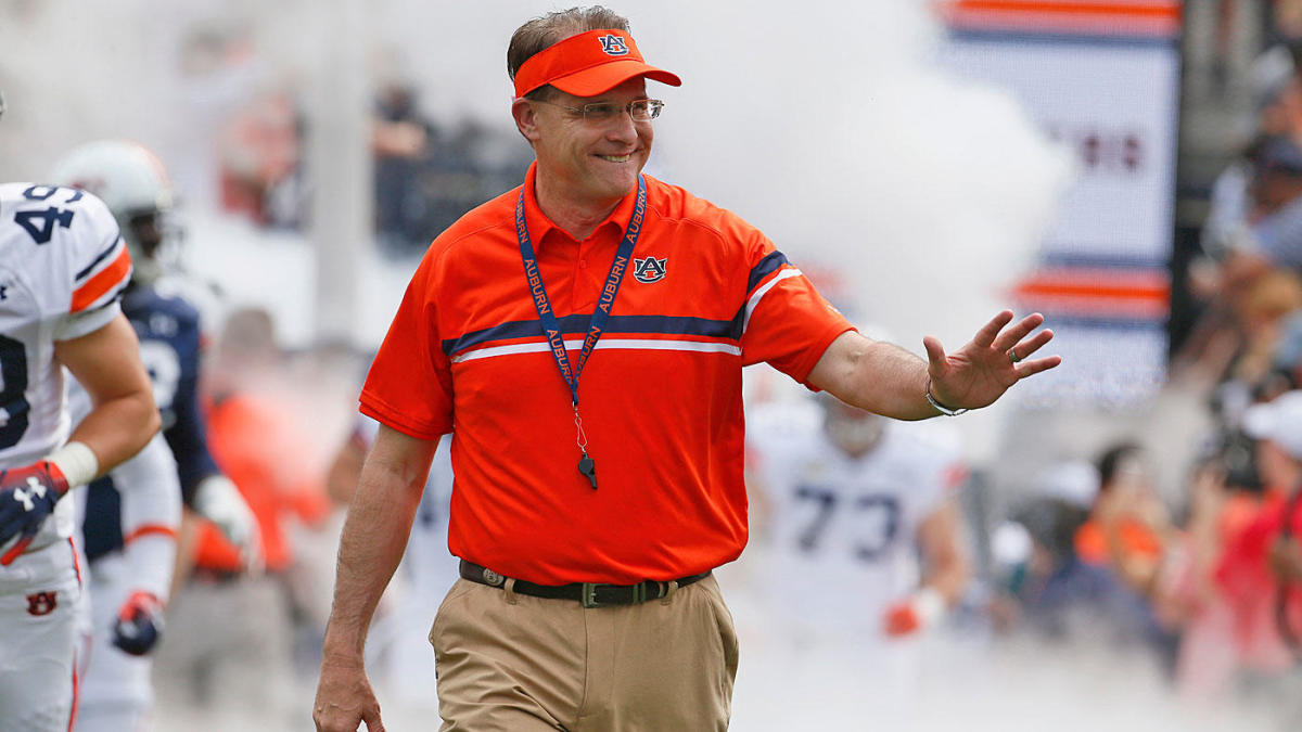 Auburn coach Gus Malzahn is betting on himself as he enters a critical year on the Plains