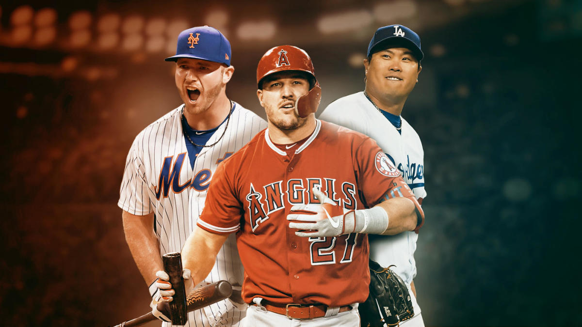2019 MLB Midseason Awards: CBS Sports staff picks for MVP, Cy Young, Rookie of the Year and more
