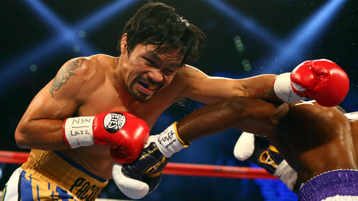 manny pacquiao vs  keith thurman odds  date  picks