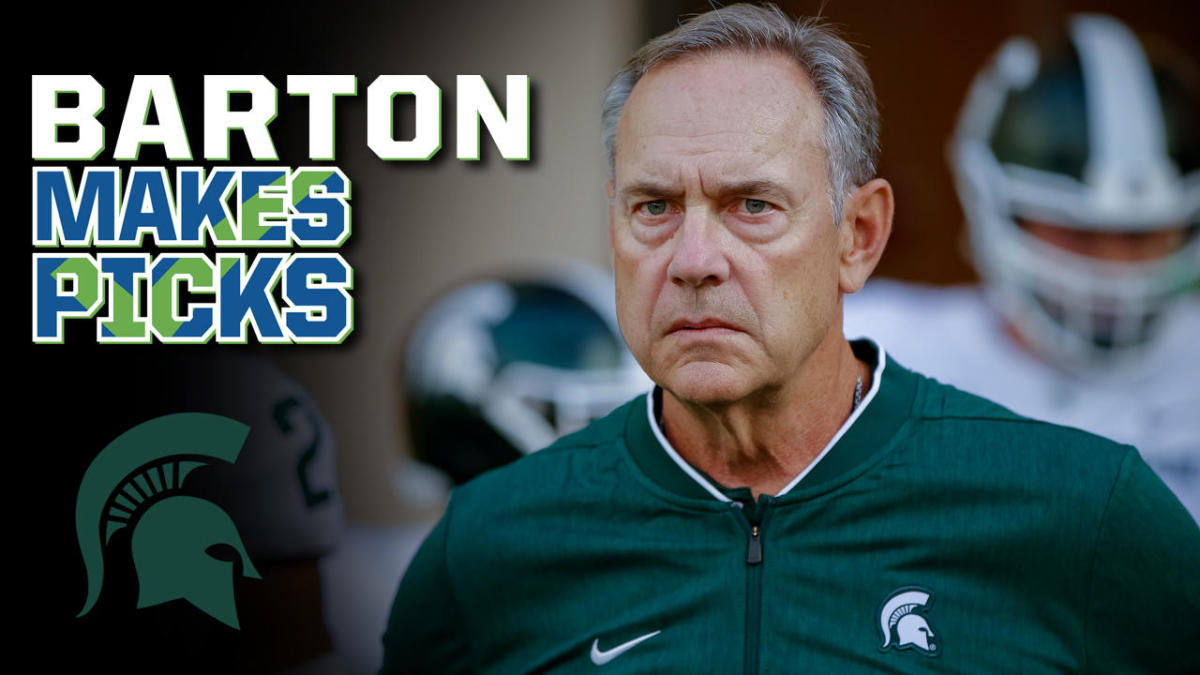 Game By Game Predictions For Michigan State Football S