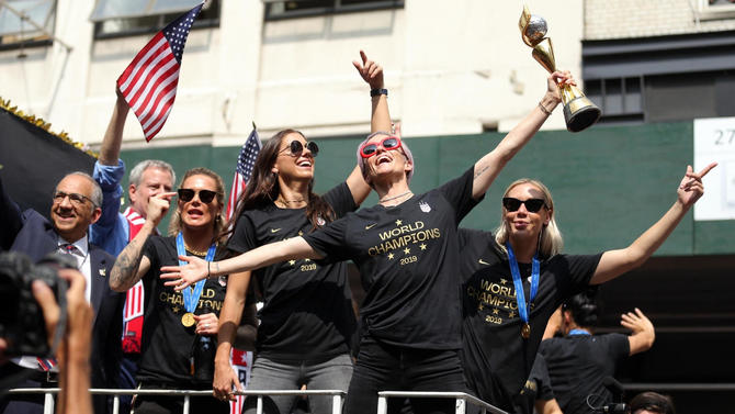 USWNT equal pay lawsuit: Everything you need to know about the Women's World Cup champions' legal fight