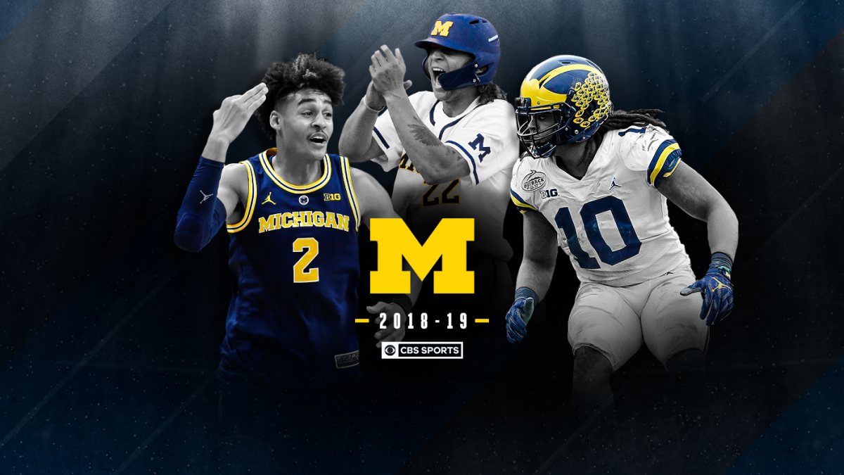 Best in College Sports: Michigan edges Kentucky to bring the 2018-19